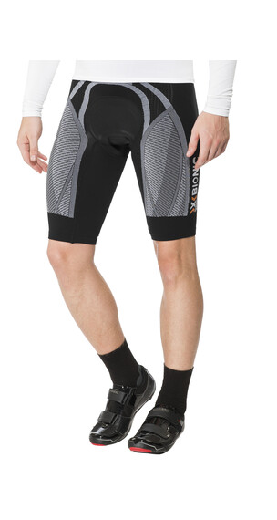 X-Bionic The Trick Biking Endurance fietsbroek kort Heren zwart